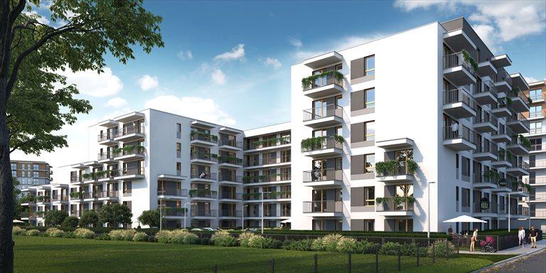 Nowe mieszkanie dwupokojowe BORSUCZA 55 Warszawa, Włochy, BORSUCZA 55  43m2 Foto 2
