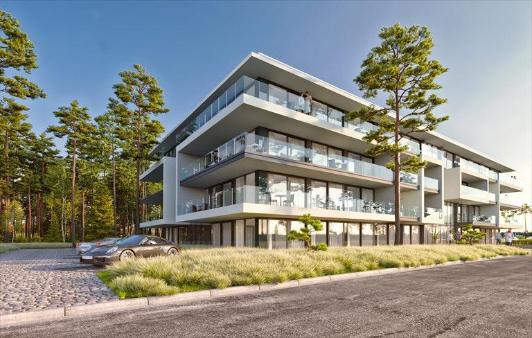 Nowe mieszkanie dwupokojowe Sea & Lake Luxury Apartments Resort Mielno, Unieście, Sosnowy las  34m2 Foto 4