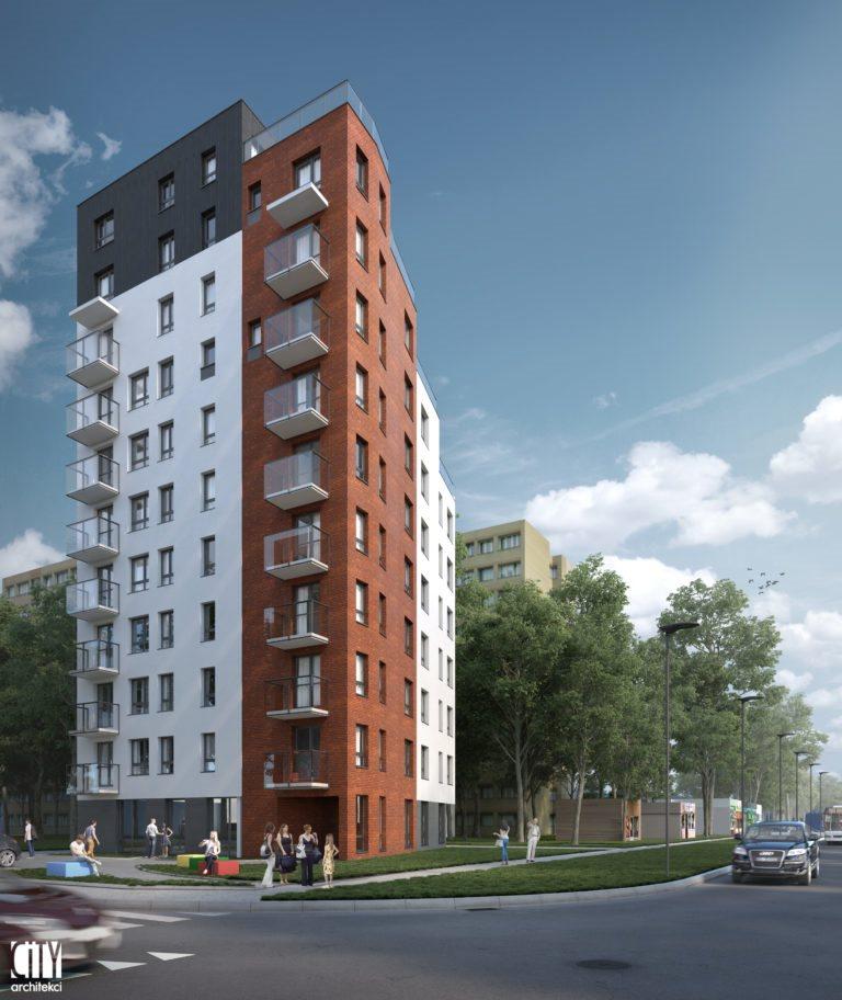 Nowe mieszkanie czteropokojowe  Mokotowska Szpilka Warszawa, Mokotów, Woronicza 32  70m2 Foto 1