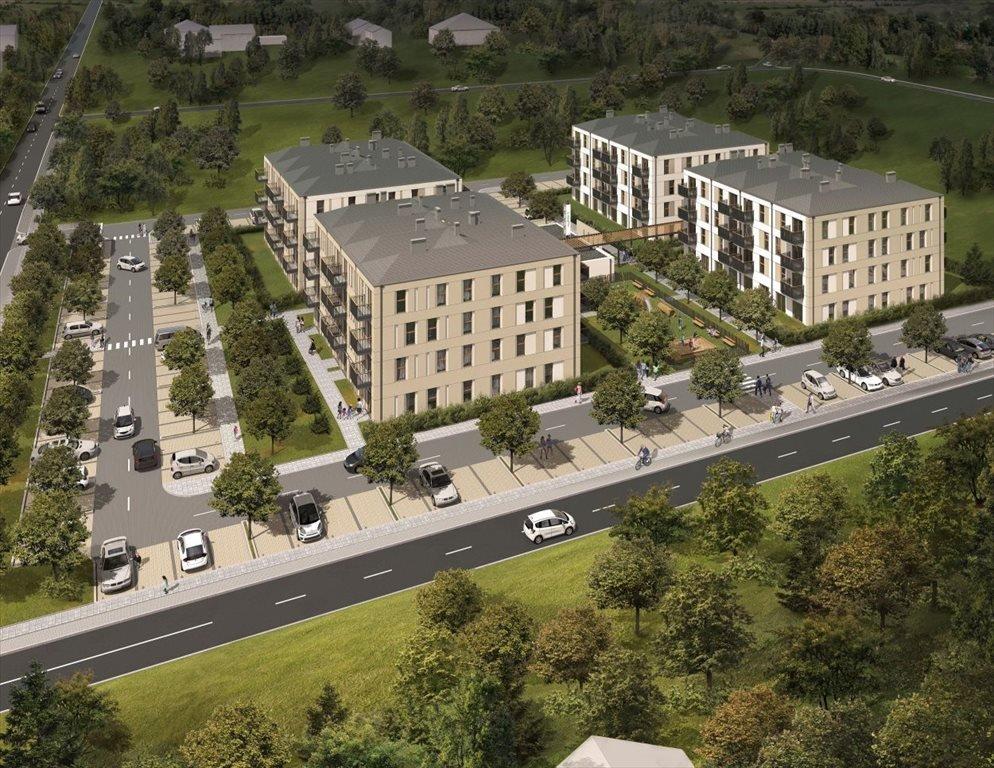 Mieszkanie trzypokojowe na sprzedaż Nowy Karczew Mały Otwock, ul. Częstochowska  58m2 Foto 1