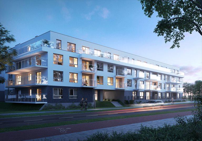 Nowe mieszkanie dwupokojowe Apatramenty Królewskie II Warszawa, Wilanów, Oś Królewska  38m2 Foto 1