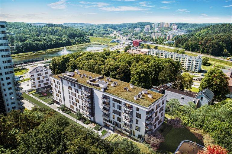 Nowe mieszkanie czteropokojowe  Słowackiego 77 Gdańsk, Wrzeszcz, Słowackiego 77  75m2 Foto 4