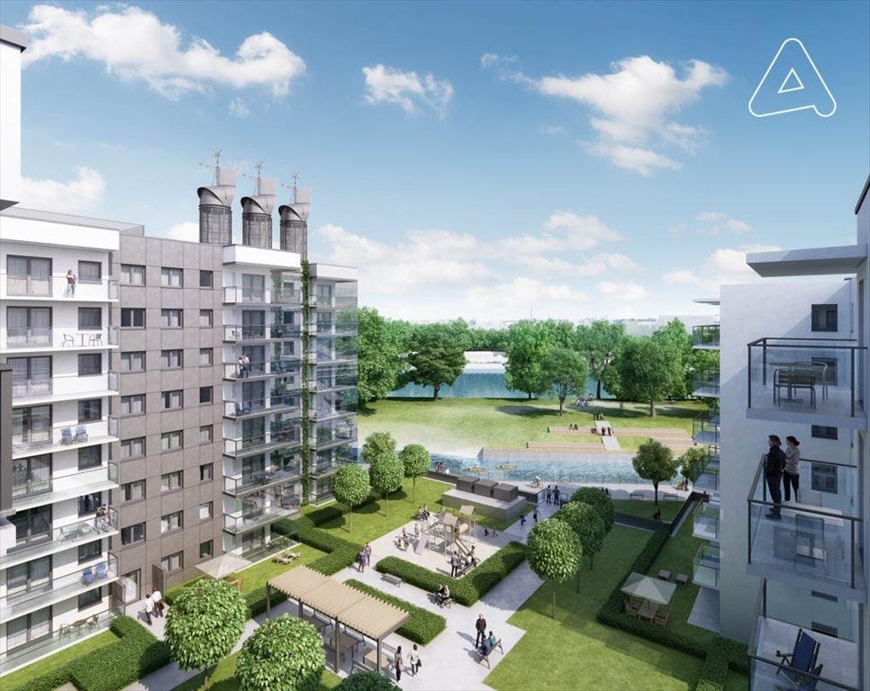 Nowe mieszkanie trzypokojowe Browary Wrocławskie  Mieszkania 1-5 pokojowe od 33 do 117 m2 Wrocław, Śródmieście, Jedności Narodowej  51m2 Foto 12