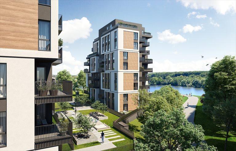 Nowe mieszkanie trzypokojowe INSPIRE Katowice, Dolina Trzech Stawów, Gen. W. Sikorskiego 41  68m2 Foto 9