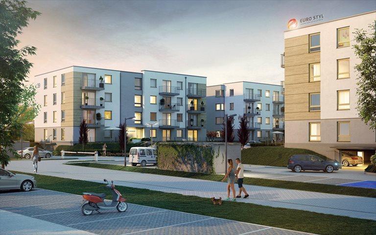 Nowe mieszkanie dwupokojowe Osiedle przy Błoniach Rumia, Janowo, Błoń Janowskich  41m2 Foto 3