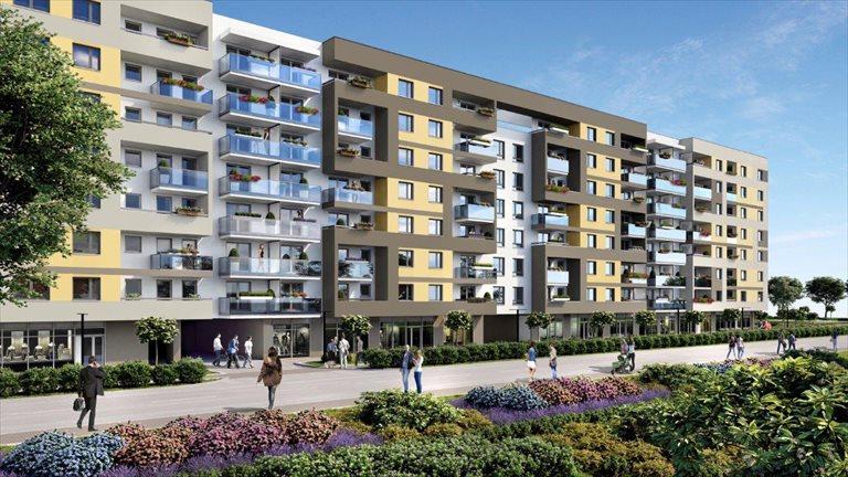 Nowe mieszkanie trzypokojowe Next Ursus  Warszawa, Ursus, Posag 7 Panien 18  64m2 Foto 3