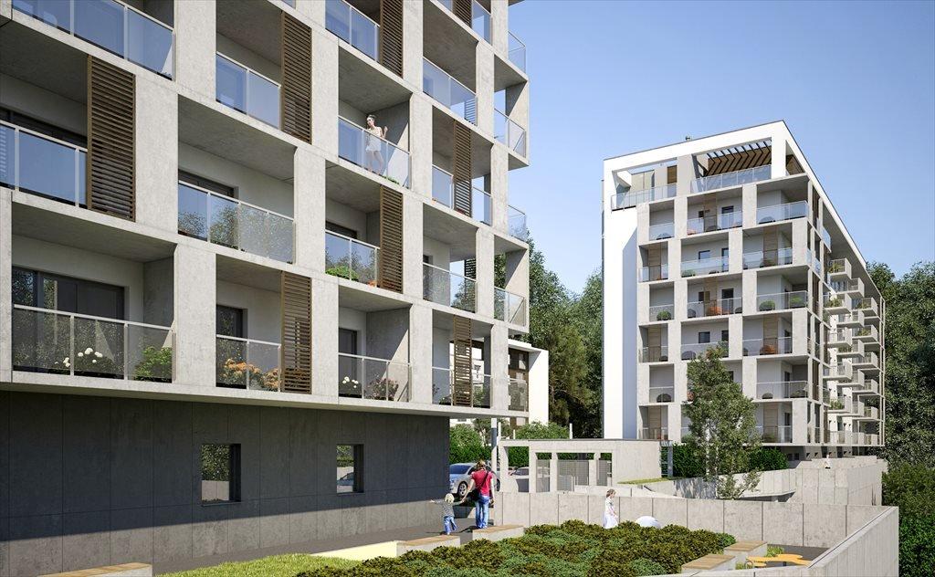 Nowe mieszkanie dwupokojowe Dzielnica Parkowa Rzeszów, Słocina, Paderewskiego  43m2 Foto 1