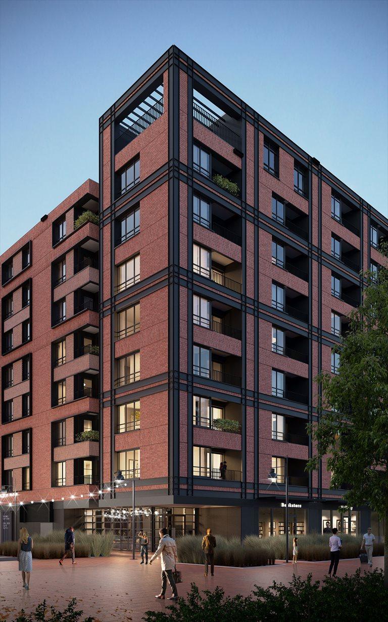 Nowe mieszkanie czteropokojowe  DOKI LIVING Gdańsk, Śródmieście, ks. Jerzego Popiełuszki/Rybaki Górne  82m2 Foto 2