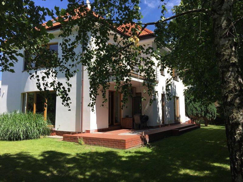 Dom na wynajem Warszawa, Wilanów, Syta  300m2 Foto 11