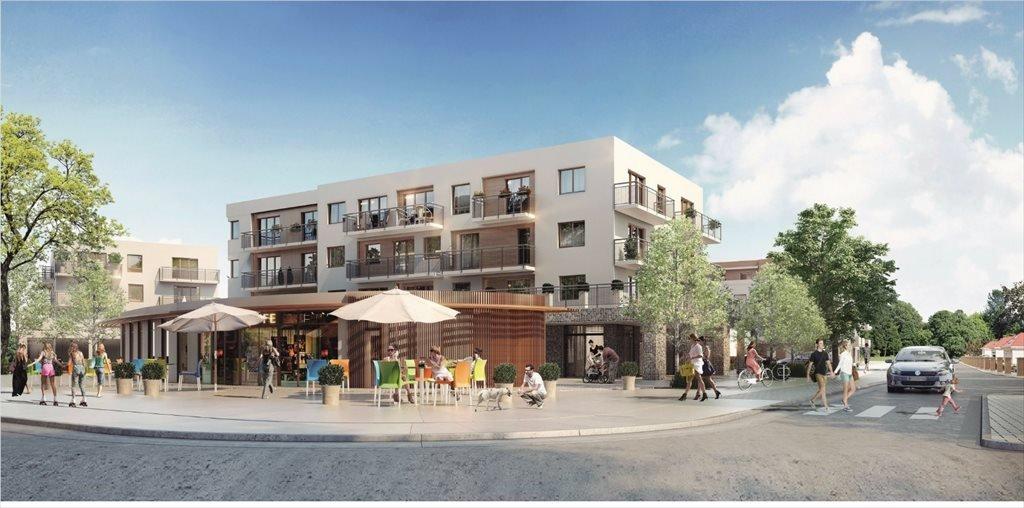 Nowe mieszkanie trzypokojowe Chwarzno Polanki Gdynia, Chwarzno, Chwarznieńska  62m2 Foto 1