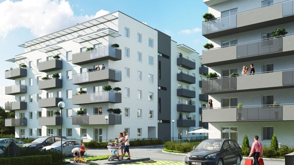 Nowe mieszkanie trzypokojowe Malta Wołkowyska Poznań, Rataje, Wołkowyska  77m2 Foto 5