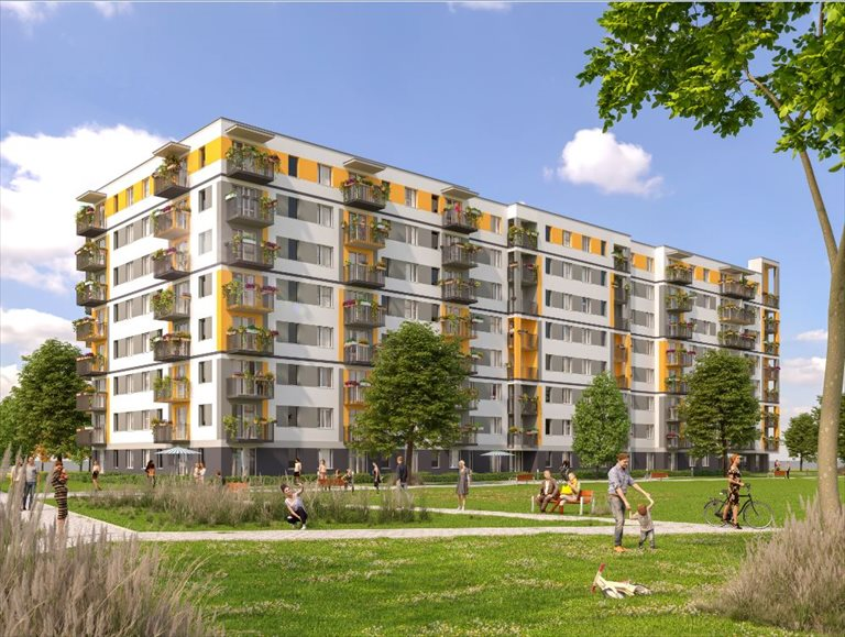 Nowe mieszkanie trzypokojowe Next Ursus  Warszawa, Ursus, Posag 7 Panien 18  64m2 Foto 1