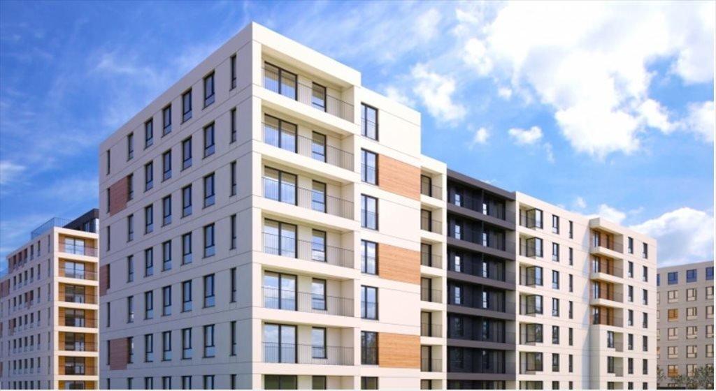 Nowe mieszkanie trzypokojowe DĄBSKA ETAP III Kraków, Grzegórzki, ul. Dąbska  52m2 Foto 6