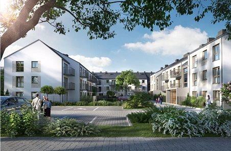 Nowe mieszkanie dwupokojowe MUROWANA Wrocław, Swojczyce, Murowana  46m2 Foto 1