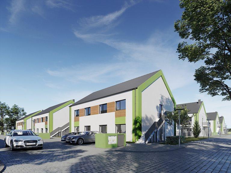 Nowe mieszkanie trzypokojowe Osiedle Przyjazne Lutynia, ul. Pogodna  73m2 Foto 4
