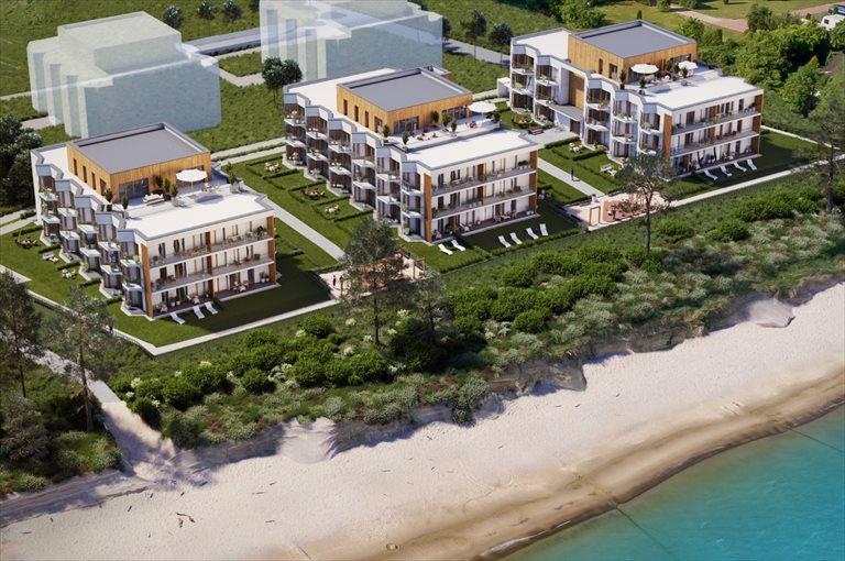 Nowe mieszkanie trzypokojowe Let's Sea Baltic Park Gąski, Nadbrzeżna  60m2 Foto 8
