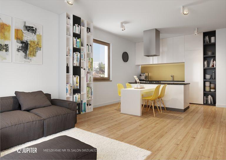 Nowe mieszkanie trzypokojowe Jupiter Gdańsk, Osowa, Galaktyczna 20  66m2 Foto 10