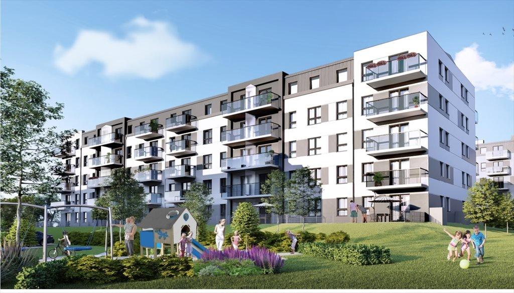 Mieszkanie trzypokojowe na sprzedaż Osiedle Pastelowe Gdańsk, Łostowice, Pastelowa  58m2 Foto 1