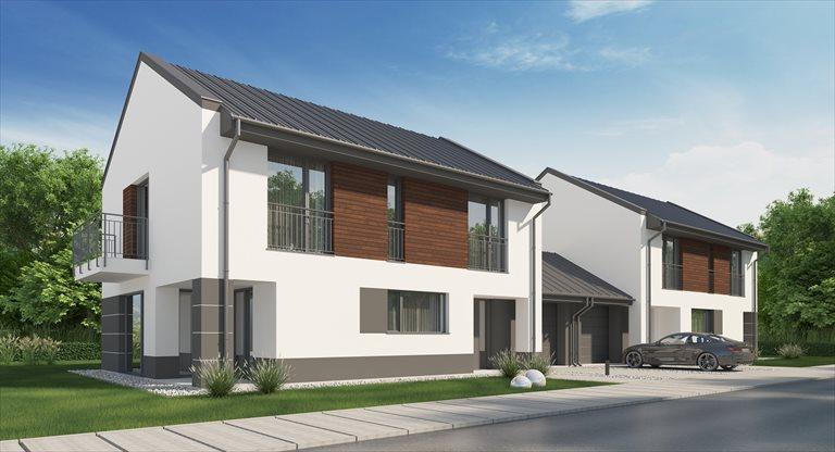 Nowy dom Domy Bobrowiec Piaseczno, Skalna  126m2 Foto 1