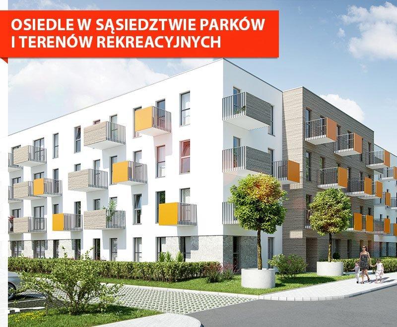 Mieszkanie dwupokojowe na sprzedaż Murapol- Apartamenty Staromiejskie- nowe mieszkanie już od 531 zł/miesięcznie Toruń, Wrzosy, Grudziądzka 15  35m2 Foto 1