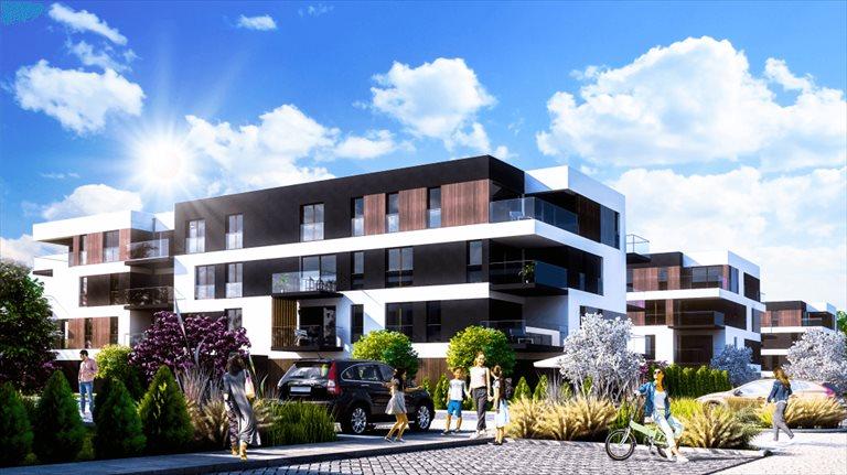 Nowe mieszkanie trzypokojowe Domino Park Siemianowice Śląskie, Michałowice, Domina  61m2 Foto 1