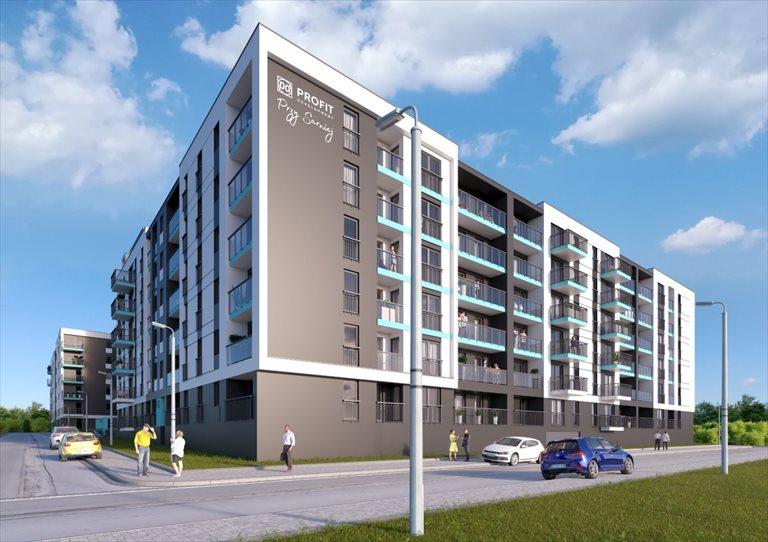Nowe mieszkanie czteropokojowe  Przy Sarniej ETAP II Łódź, Widzew, ul. Sarnia 3/5  72m2 Foto 1