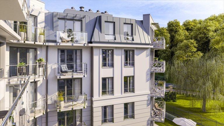 Nowe mieszkanie czteropokojowe  Apartamenty Jaśkowa Dolina 73 Gdańsk, Wrzeszcz, Apartamenty Jaśkowa Dolina 73, Jaśkowa Dolina 73  69m2 Foto 5