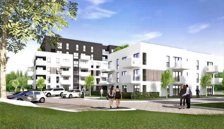 Nowe mieszkanie dwupokojowe Nowy Sikornik Gliwice, Sikornik, Biegusa  42m2 Foto 1