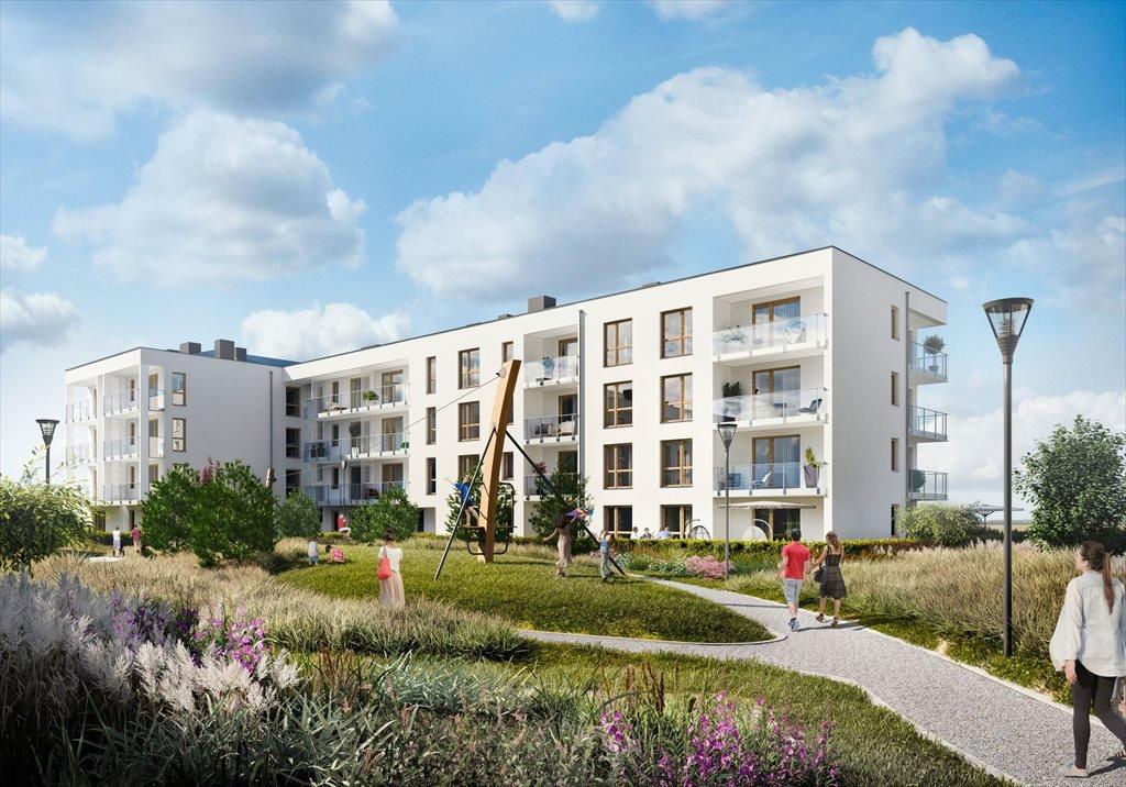 Nowe mieszkanie trzypokojowe Osiedle Beauforta Gdynia, Pogórze, T.Kościuszki  58m2 Foto 1