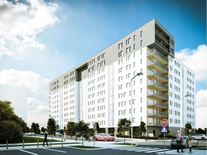 Nowe mieszkanie trzypokojowe SŁONECZNE OGRODY ETAP II Lublin, Bronowice, ul. Wrońska  63m2 Foto 3