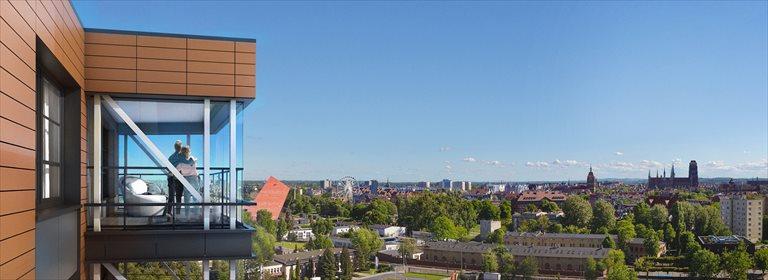 Nowe mieszkanie trzypokojowe DOKI LIVING Gdańsk, Śródmieście, ks. Jerzego Popiełuszki/Rybaki Górne  58m2 Foto 7
