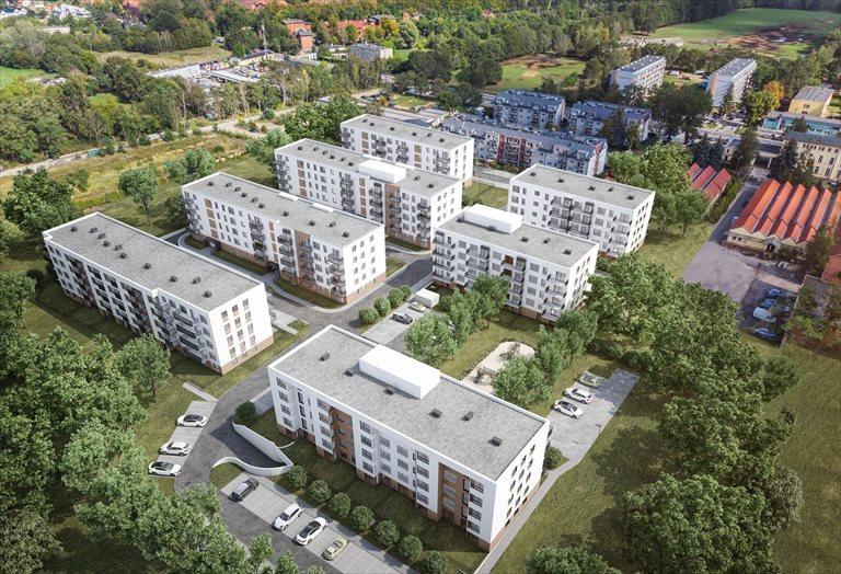 Nowe mieszkanie dwupokojowe STABŁOWICKA II ETAP Wrocław, FABRYCZNA - STABŁOWICE  35m2 Foto 3