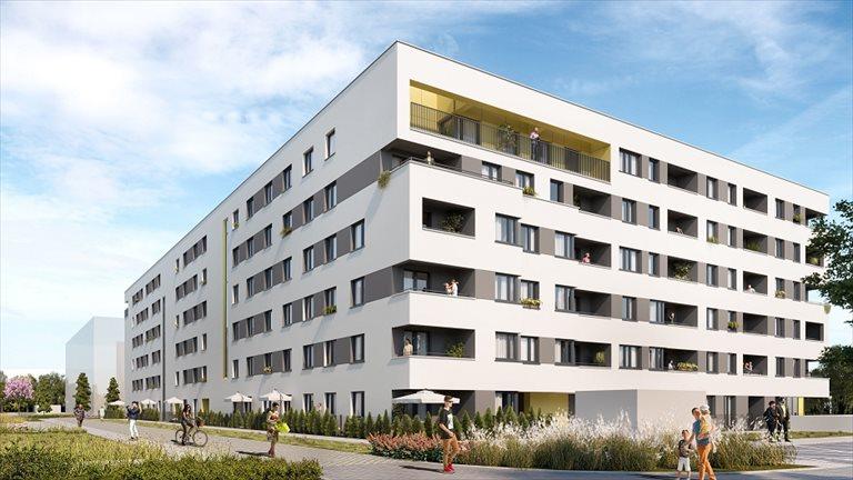 Nowe mieszkanie dwupokojowe CITY VIBE Kraków, PŁASZÓW - PODGÓRZE, MYŚLIWSKA 68  40m2 Foto 1