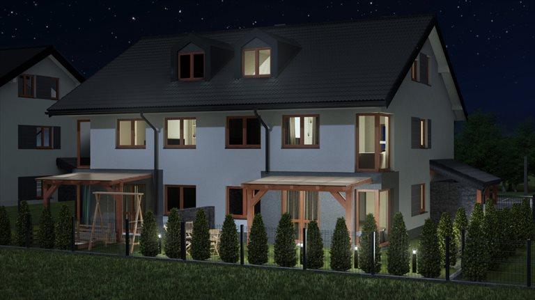 Nowe mieszkanie trzypokojowe Rezydencja Jaworowa Raszyn, Jaworowa, Warszawska 50  79m2 Foto 4
