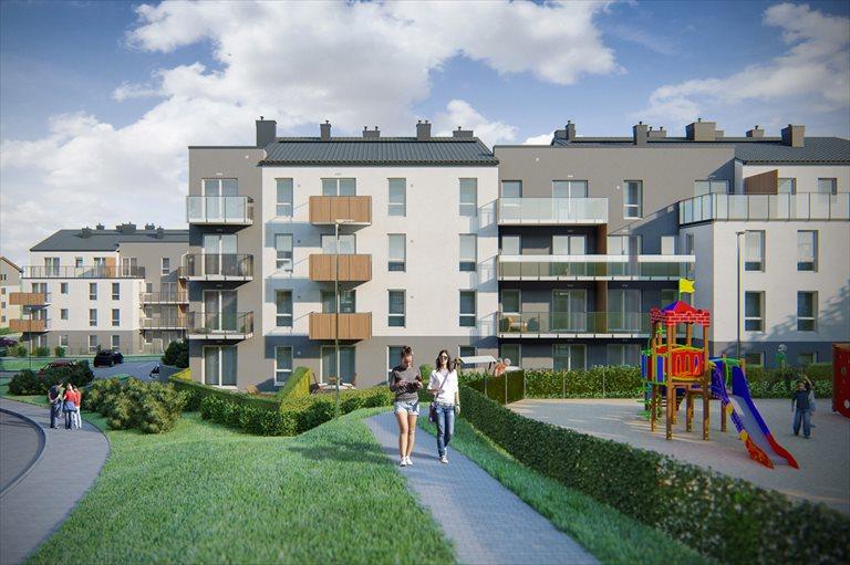 Nowe mieszkanie trzypokojowe Osiedle Kasztanowe Borkowo, Kasztanowa 75A,B,C  67m2 Foto 5
