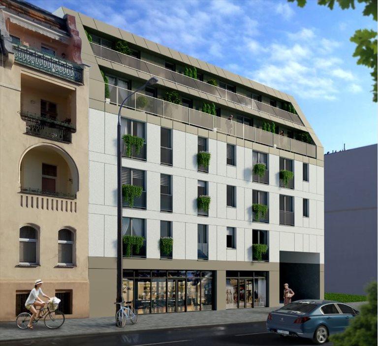 Nowe mieszkanie trzypokojowe Na Jeżycach Poznań, Jeżyce, Szamarzewskiego 45  54m2 Foto 1