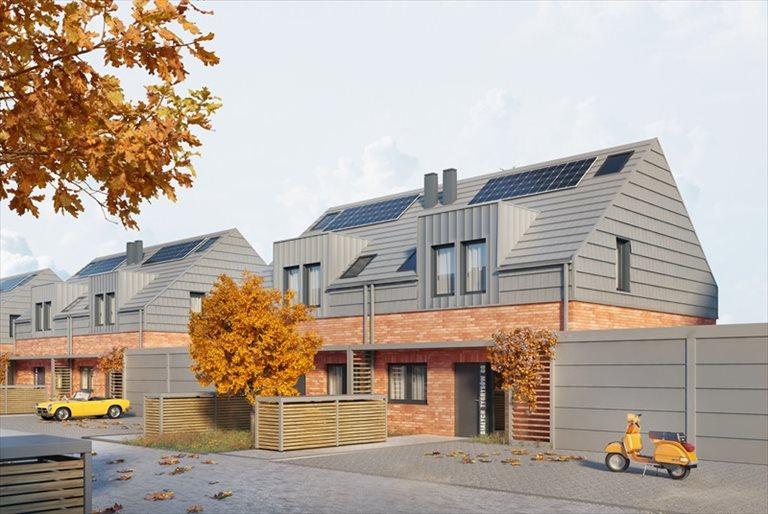 Nowy dom Osiedle przy Białych Tygrysów Wrocław, Polanowice, Białych Tygrysów  97m2 Foto 1