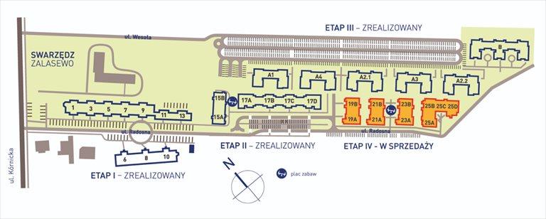 Nowe mieszkanie dwupokojowe Radosna IV Zalasewo  50m2 Foto 9