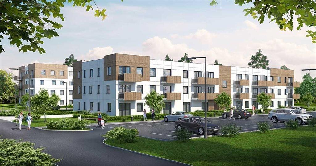 Mieszkanie dwupokojowe na sprzedaż Murapol Nowy Toruń TORUŃ, Wrzosy, Strobanda  40m2 Foto 1
