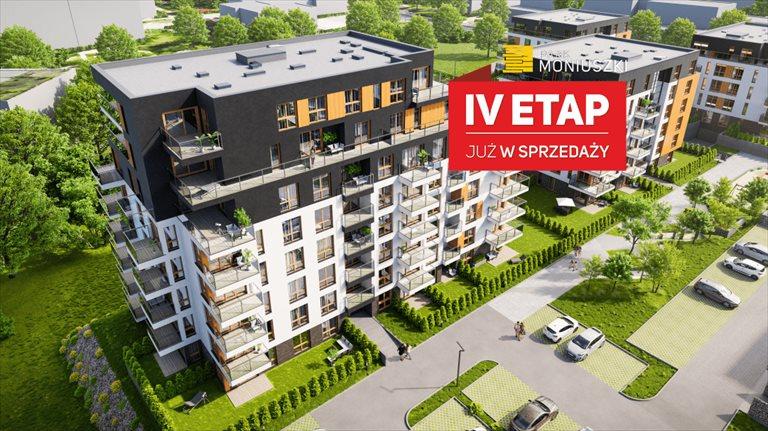 Nowe mieszkanie dwupokojowe Park Moniuszki Mysłowice, Chopina 36  52m2 Foto 1
