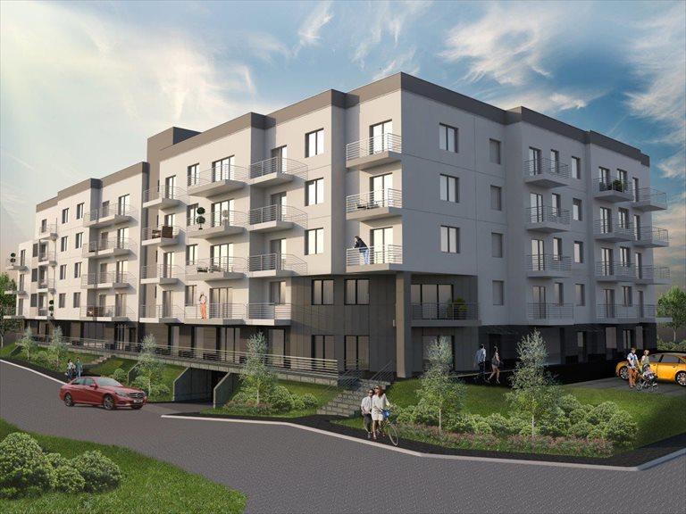 Nowe mieszkanie czteropokojowe  Gdańskie Tarasy Gdańsk, Jasień, ul. Kartuska 422  76m2 Foto 2