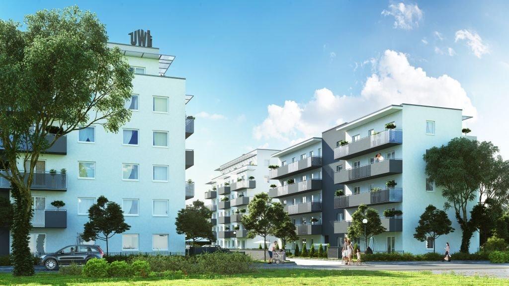 Nowe mieszkanie trzypokojowe Malta Wołkowyska Poznań, Rataje, Wołkowyska  77m2 Foto 3