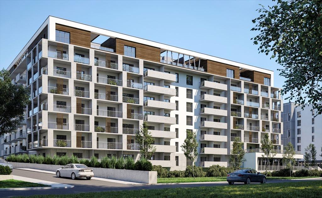 Nowe mieszkanie czteropokojowe  Dzielnica Parkowa Rzeszów, Słocina, Paderewskiego  64m2 Foto 7