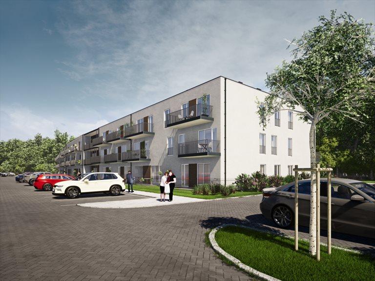 Nowe mieszkanie trzypokojowe Kleszczewo Park Kleszczewo  60m2 Foto 3