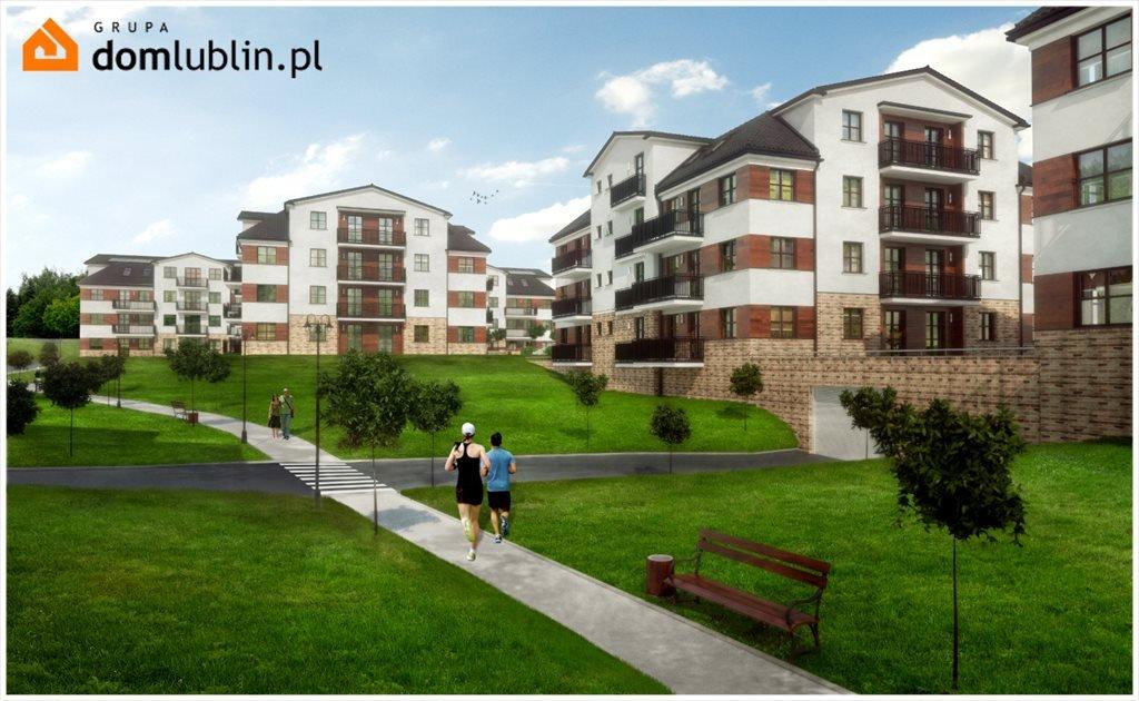 Nowe mieszkanie czteropokojowe  Koncertowa Dolina Lublin, Choiny, Koncertowa  80m2 Foto 3