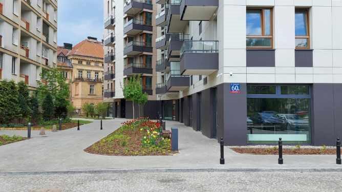 Nowy lokal użytkowy Przy Arsenale - lokale Warszawa, Śródmieście, Al. Solidarności 60B  81m2 Foto 1