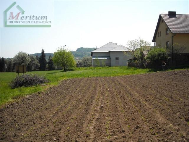 Działka budowlana na sprzedaż Gródek nad Dunajcem  4800m2 Foto 2