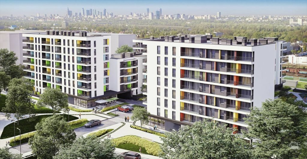 Mieszkanie trzypokojowe na sprzedaż WARSZAWSKI ŚWIT Warszawa, Targówek, ul. Poborzańska  54m2 Foto 1