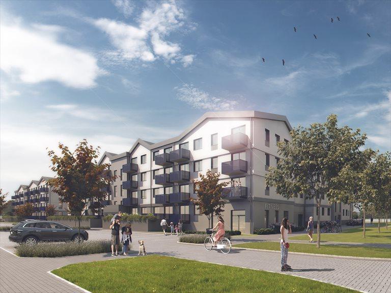 Nowe mieszkanie dwupokojowe AWIPOLIS Wrocław, Oporów, Awicenny  40m2 Foto 1