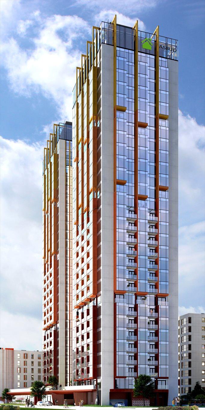 Towarowa Towers Warszawa, Wola, Rondo Daszyńskiego  Foto 1